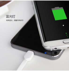 Qi Wireless Charger Wireless Charging Pad Station for Samsung Galaxy S7/S7 Edge pictures & photos