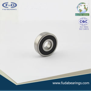 China Bearing Factory F&D bearing 6201 ZZ 2RS Deep Groove Ball Bearing pictures & photos