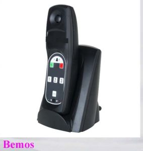 2.4G Digital Wireless Intercom System Door Bell with Outdoor Camera pictures & photos