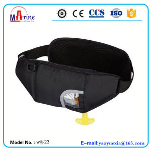 Ce Certificate 110n/150n Buoyancy Manual Inflatable Life Belt Pack pictures & photos