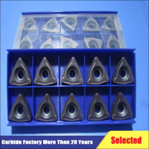 Manufacture Tungsten Carbide Inserts CNC Turning Cutting Tool Inserts pictures & photos