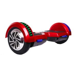 Electric Scooter with Pedals 4.4ah Lithium Battery Hoverboard China Hoverboard