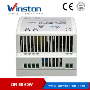 AC / DC DIN Rail Switching Power Supply with Ce (DR-60-5) pictures & photos