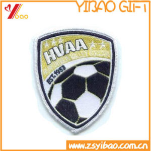 Custom Logo Embroidery Patch/Cloth Bottom /Woven Label From China pictures & photos