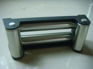 Roller Fairlead for Steel Rope Winch pictures & photos