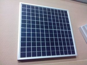 115W Monocrystalline Silicon Sunpower Solar Panel Suit for Solar Street Light
