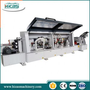 Hanvy Brand High Quality Wood Edge Banding Machine pictures & photos