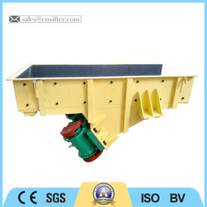 Carbon Steel Small Vibrating Feeder Machine pictures & photos