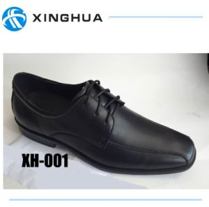 2016 Fashion PU Leather Shoes Charging Shoes pictures & photos