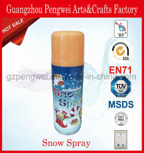 White 88% More Aerosol Snow for Party Decoration pictures & photos