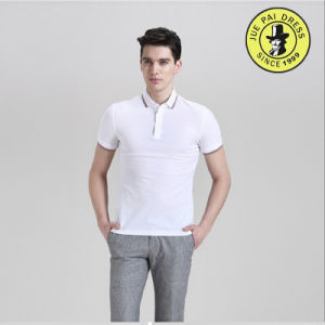 Fashion Casual Dri Fit 100 Cotton Honeycomb Polo Shirt pictures & photos