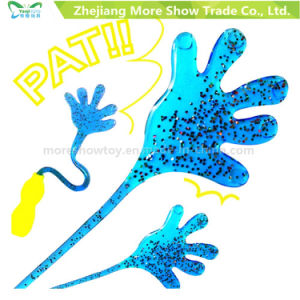TPR Plastic Hands Sticky Toys Kids Party Favors pictures & photos