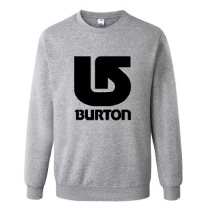 Custom Men Cotton Fleece Fashion Sweatshirts Sports Pullover Top Clothing (AL052) pictures & photos