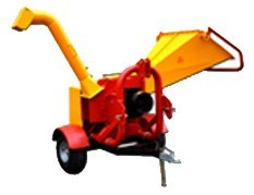 3 Point Hitch Hydraulic Wood Shredder Chipper (BRH80) pictures & photos
