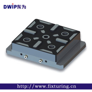 Heavy Duty Pneumatic CNC Chuck Compatible with Erowa pictures & photos