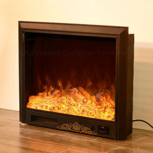 Hotel Living Room Furniture Electric LED Light Fireplace Heater (A-801) pictures & photos