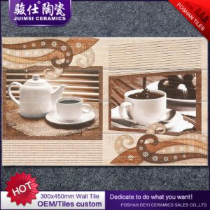 Foshan 300*450 Interior Wall Material Ceramic Wall Tile pictures & photos