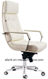 Hardwood Ergonomic High Back Leather Boss Chair (RFT-A2014-2) pictures & photos