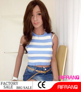 158cm Silicone Sex Doll Real Lifelike Oral Anal Vagina Sex Toy pictures & photos