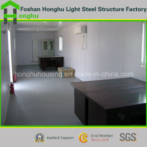 Hot Sell Low Cost Prefabricated House Container Design pictures & photos