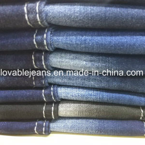 Straight Feet Ladies Jeans (KHS002) pictures & photos