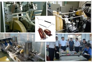 CNC or Servo System Coil Spreading and Forming Machine for High Voltage Coils. pictures & photos