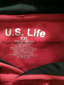 Stock Garments, Cheaper Hoodie for Man, Man′s Sports Wear pictures & photos