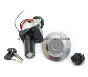 Lock Set Ybr125 5vl for Motorcycle Parts pictures & photos