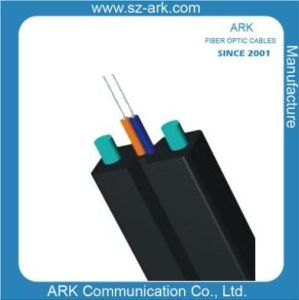 1~2core Fiber Optic Bow-Type Drop Cable Ark pictures & photos