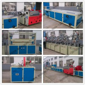 Environmentally Stone Plastic Composite Sheet Machine Line pictures & photos