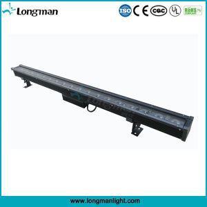 Outdoor 72W RGBW LED Linear Wall Washer pictures & photos