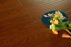 Hardwood Flooring Multi-Solid Wood Flooring for Living Room pictures & photos