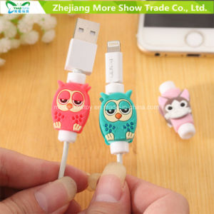Cartoon USB Cable Wire Charger Protector Saver for Headphone&USB Charger Cable Cord pictures & photos