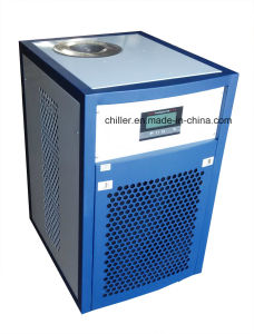 1.2kw Air Cooled Water Chiller with Water Pump pictures & photos