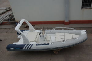 6.0m Hypalon Material, Rib Inflatable Boat pictures & photos