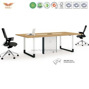 Modern Office Furniture Meeting Room Wooden Conference Table (H90-0304)
