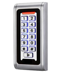 Keypad Digital Reader Em ID RFID Passive Door Access Controller pictures & photos
