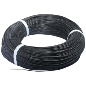 Silicone Rubber Electrical Wire 22AWG with UL3239 pictures & photos