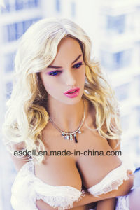 Sex Doll Oral Sex Vaginal Sex Breast Sex Anal Sex Imported TPE Not Inflatable Silica Gel with The Skeleton Entity Dolls High Simulation pictures & photos