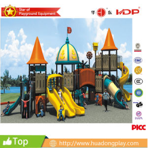 Outdoor Kids Plasitc Playground Equipment pictures & photos