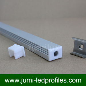 Surface Mounted Aluminium LED Profile Channel for LED Tape Lights pictures & photos