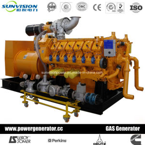 100kVA China Gas Engine Driven Genset with Ce Certificate pictures & photos
