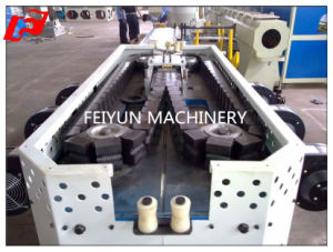 Plastic PE Single Wall Corrugated Pipe Making Machine pictures & photos