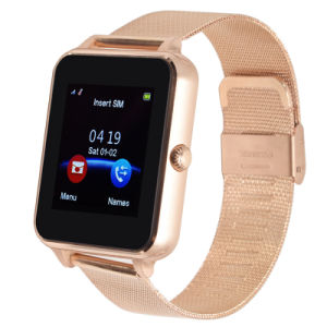 Smart Watch for Android Phone Support Pedometer Twitter Bluetooth pictures & photos