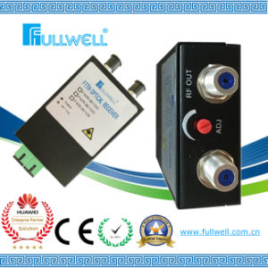 FTTH Mini Optical Nodes/Receivers with Build-in Wdm (FWR-8610W) pictures & photos