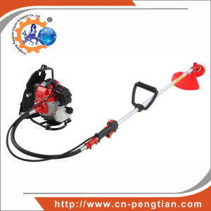 Power Tool 43cc Packsack Gasoline Brush Cutter pictures & photos