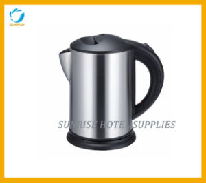 1100W Hotel Stainless Steel Electric Kettle pictures & photos