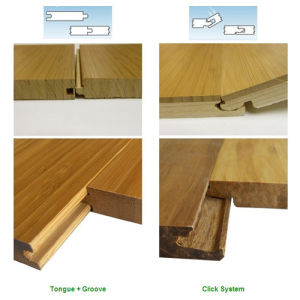 Eco-Friendly Strand Woven Bamboo Flooring pictures & photos