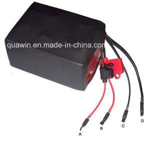 18650 Lithium-Ion Battery 37V 16ah Battery Pcak pictures & photos