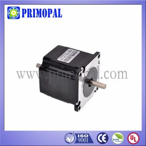 0.9 Step Angle NEMA 23 Square Stepper Motor for Industrial Printer pictures & photos